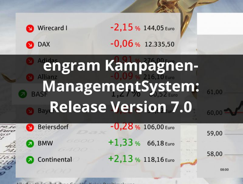 engram KampagnenManagemenSystem Release Version 7.0